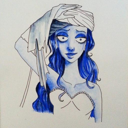 Braut (The Corpse Bride)