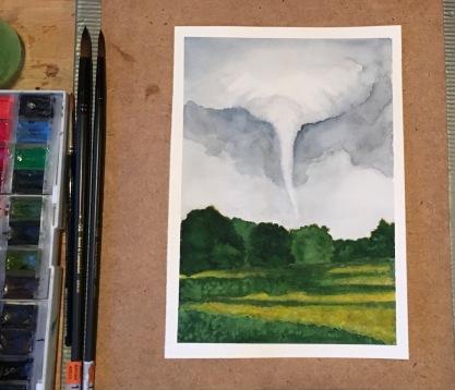 Spring Tornado (Sold)